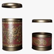 Soviet Jars 3d model
