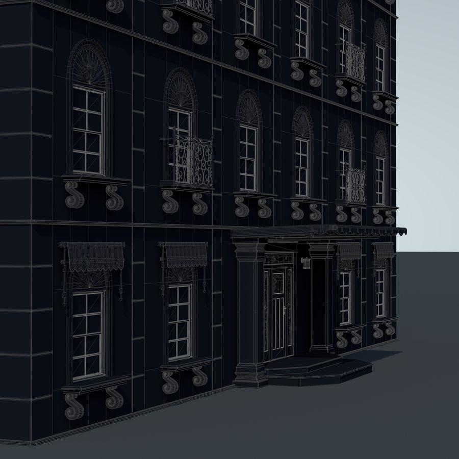模块化建筑 royalty-free 3d model - Preview no. 10