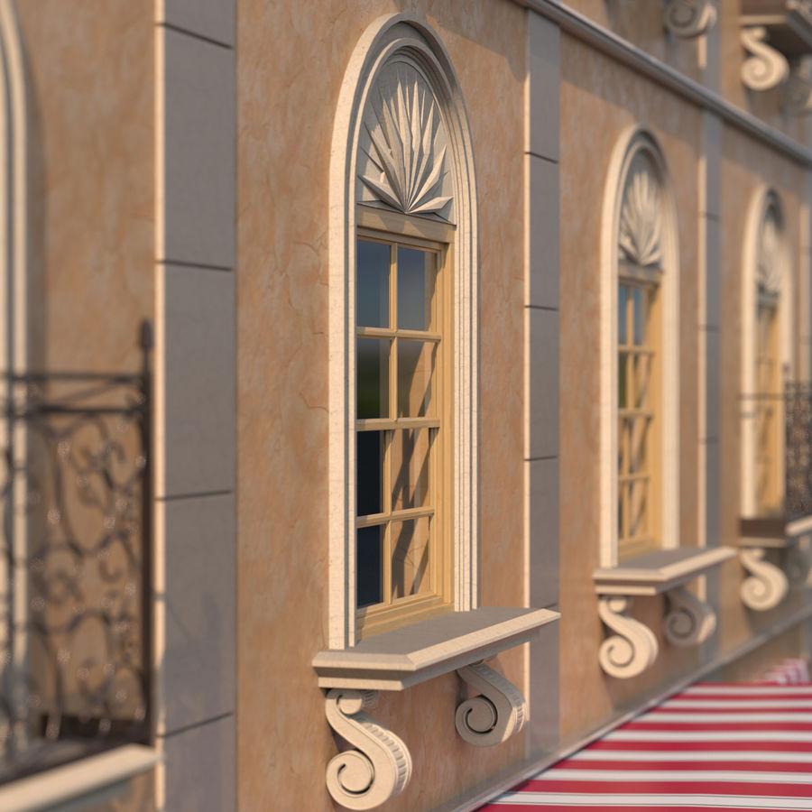 模块化建筑 royalty-free 3d model - Preview no. 4