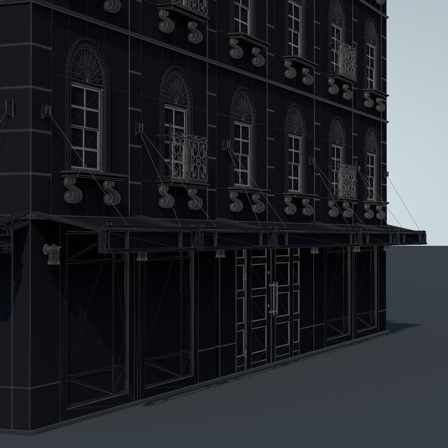 模块化建筑 royalty-free 3d model - Preview no. 12