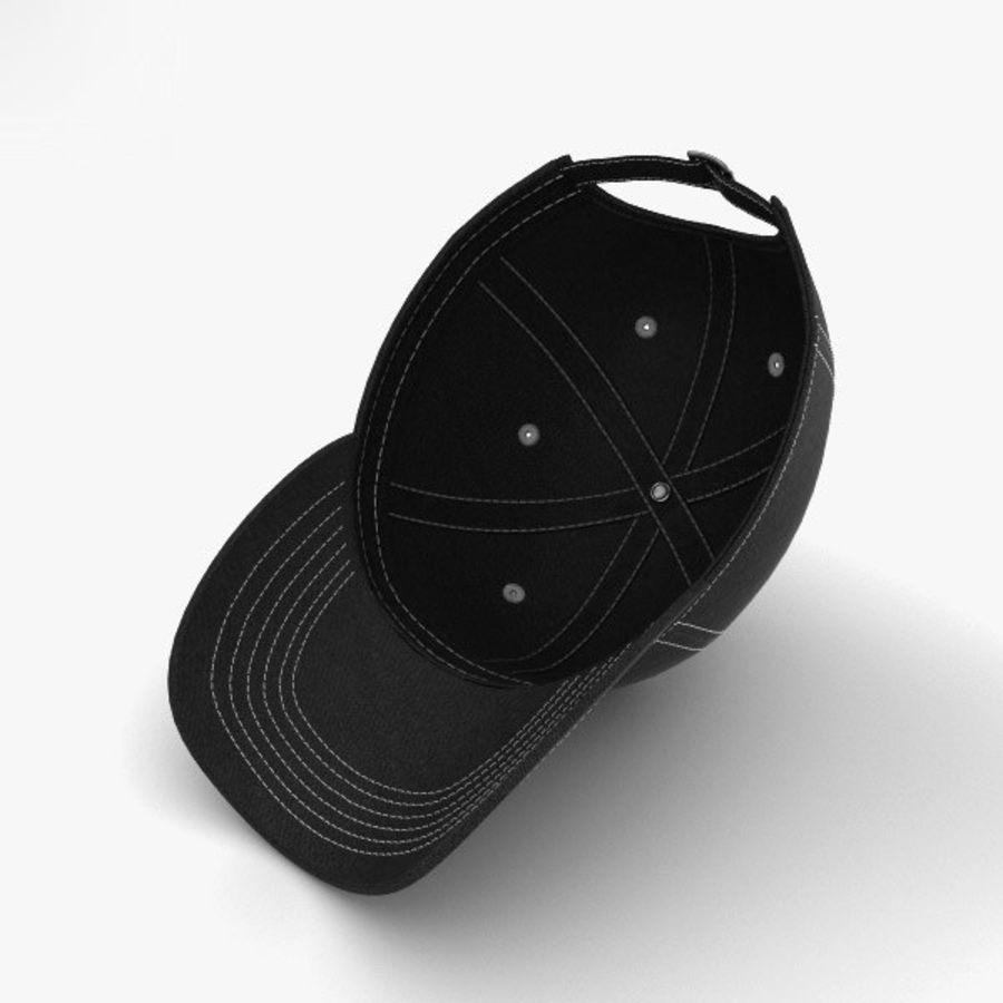 棒球帽 royalty-free 3d model - Preview no. 10