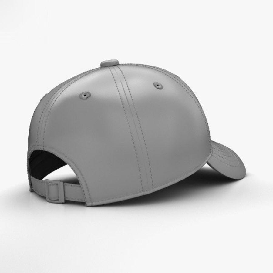 棒球帽 royalty-free 3d model - Preview no. 12