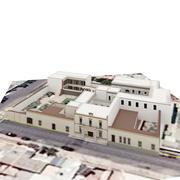 Museo Historico de la Revolucion modelo 3d