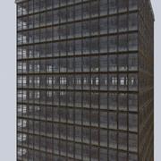 放弃建造的摩天大楼 3d model