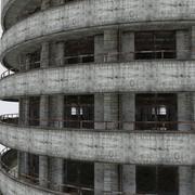 DAMAGED BUILDING WAR POST APOCALYPSE ABANDONED 3d model