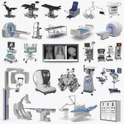 Medical Equipment 3D Models Collection 2 3d model