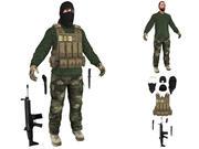 テロリスト2019 3d model