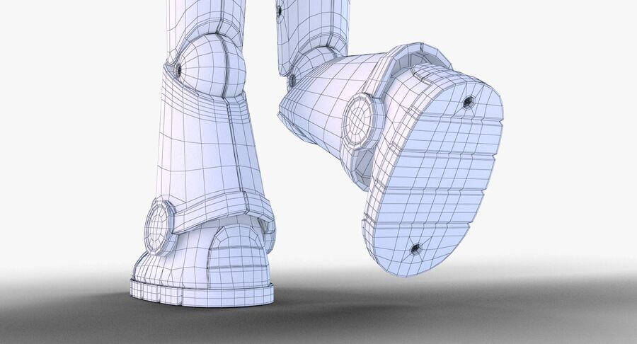 Buzz Lightyear 2019 royalty-free 3d model - Preview no. 43