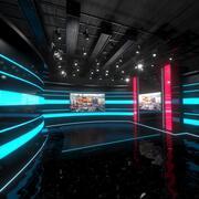 VR Studio JB 3d model