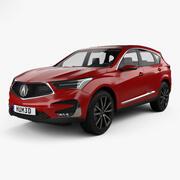Acura RDX Prototype 2018 3d model
