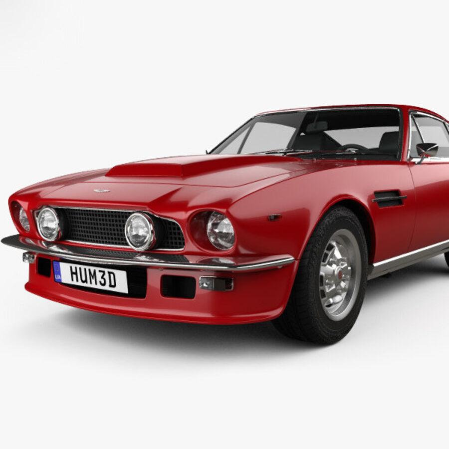 Aston Martin V8 Vantage 1972 3d Modell 129 Max Obj Ma Lwo Fbx C4d 3ds Free3d