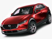 Mazda CX-30 3d model