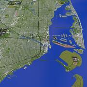 Майами Сити 3d model