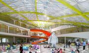Centro creativo de Revit para niños modelo 3d
