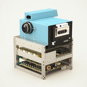 1975イーストマンコダックエンジニアスティーブンサッソンによるデジタルカメラプロトタイプ(1) 3d model