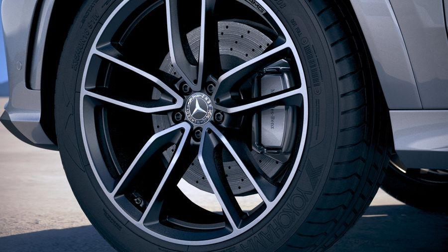 Mercedes-Benz GLS 2020 royalty-free 3d model - Preview no. 15