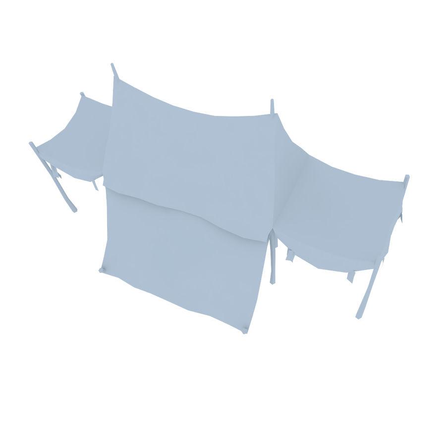 Tente royalty-free 3d model - Preview no. 13