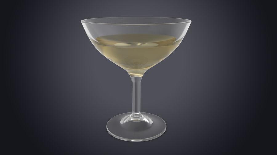 Шампанское купе royalty-free 3d model - Preview no. 2