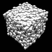 Cube Design Sci Fi 3d model