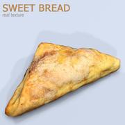 Zoet brood HD 3d model