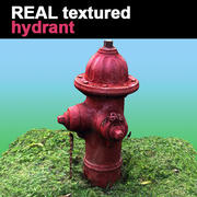 Urban Hydrant 3d model