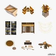 Pakiet KitBash 0.3 3d model