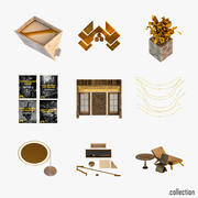 KitBash Pack 0.3 3d model