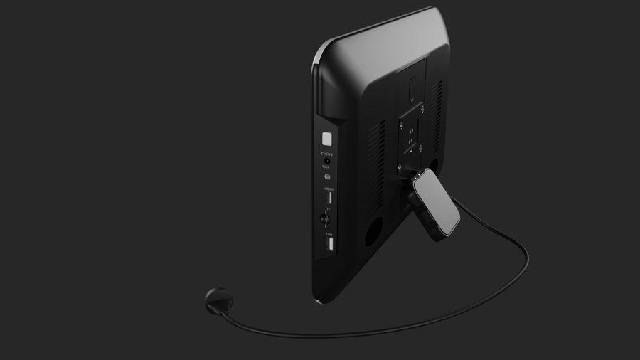 モニター royalty-free 3d model - Preview no. 6