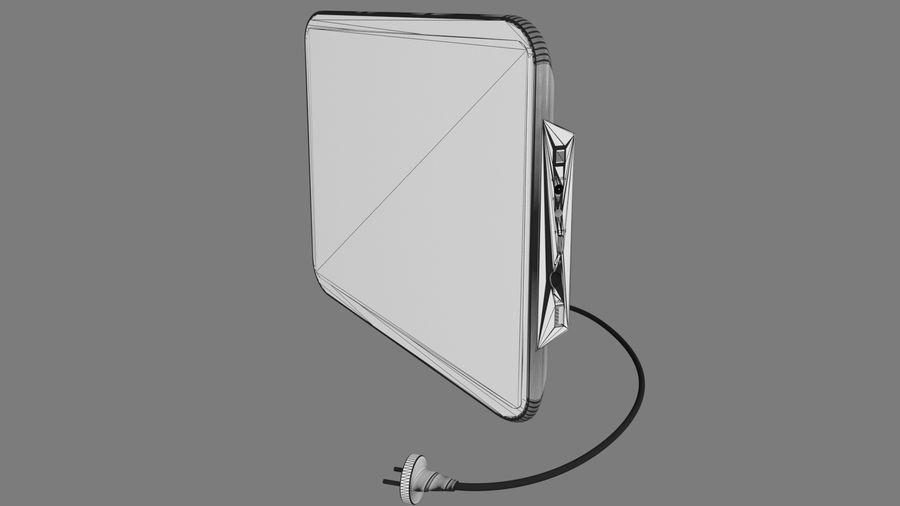 モニター royalty-free 3d model - Preview no. 9