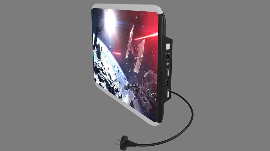 モニター royalty-free 3d model - Preview no. 5