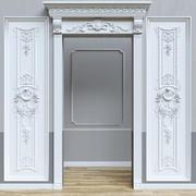 stucco wall 3d model