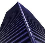 3d adjustable roof tiles 3d model