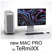 Mac Pro 2019- PREZZO AZIONE !! 3d model