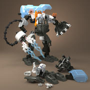 LEGO Stormer 3d model