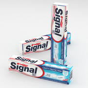 Signal Cavity Protection Toothpaste 100ml 2019 3d model