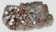 Brick Pile Rubble Debris 5 3d model