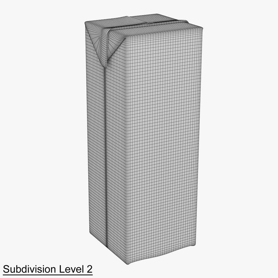 Bevanda di imballaggio 4 royalty-free 3d model - Preview no. 9