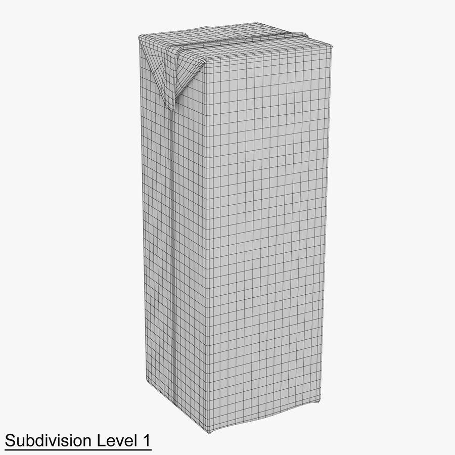 Bevanda di imballaggio 4 royalty-free 3d model - Preview no. 8