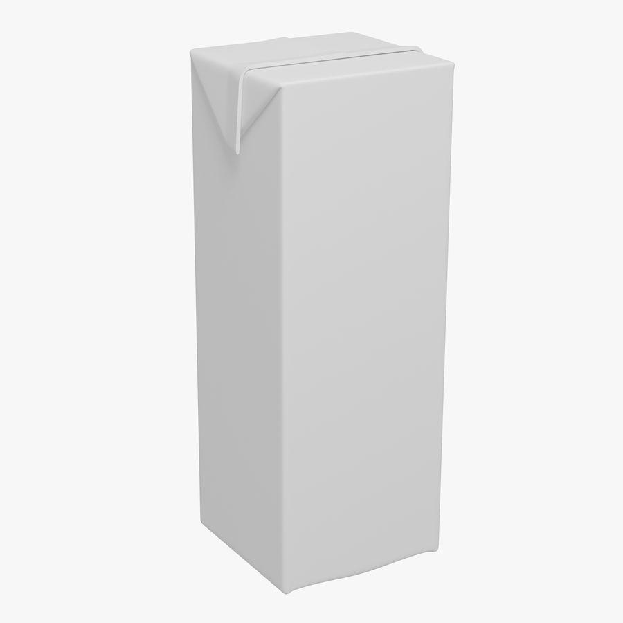 Bevanda di imballaggio 4 royalty-free 3d model - Preview no. 1