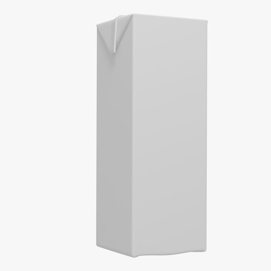 Bevanda di imballaggio 4 royalty-free 3d model - Preview no. 2