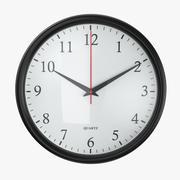 Zegar ścienny 01 Model 3D 3d model