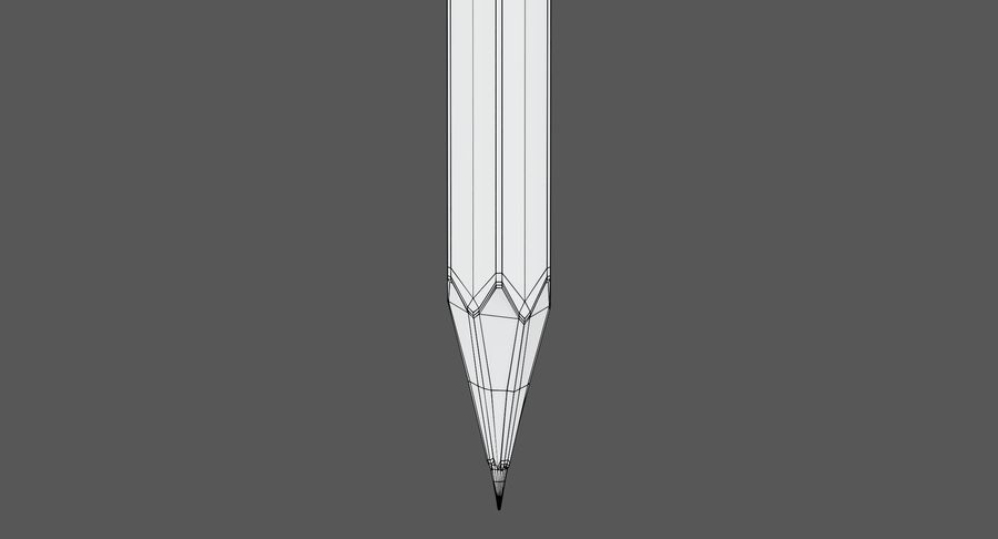 Penna royalty-free 3d model - Preview no. 9