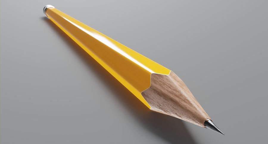 Penna royalty-free 3d model - Preview no. 12
