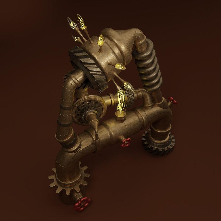 Steampunk A royalty-free 3d model - Preview no. 2
