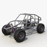 Châssis de buggy 3d model