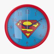 Zegar ścienny 04 Model 3D 3d model
