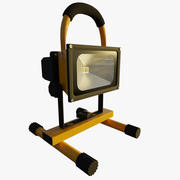 Flood Lamp 3d model