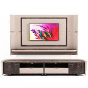Turri Eclipse TV Unit 3d model