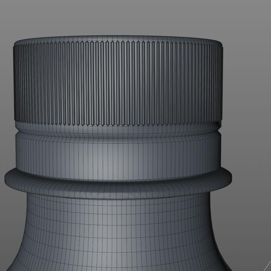 Soda Bottles royalty-free 3d model - Preview no. 16