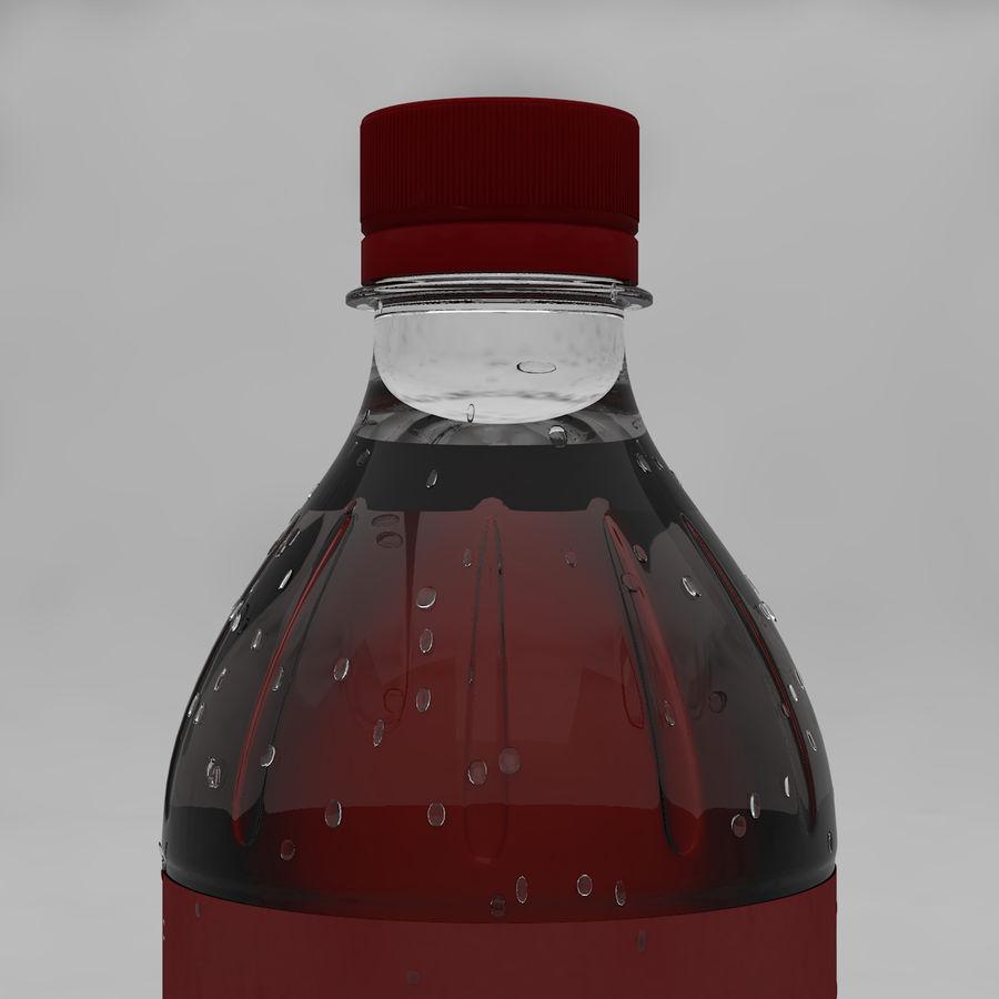 Soda Bottles royalty-free 3d model - Preview no. 6